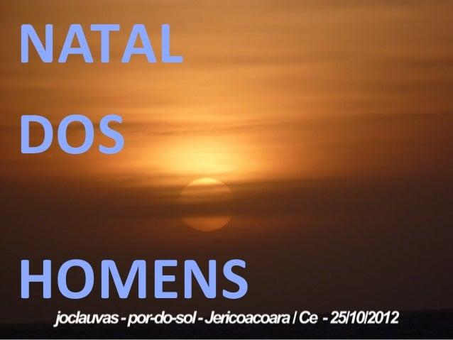 NATALDOSHOMENS