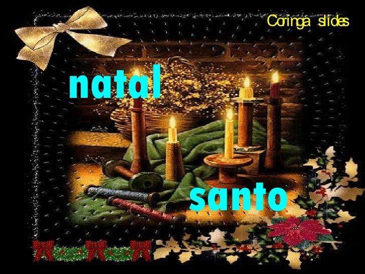 natal santo