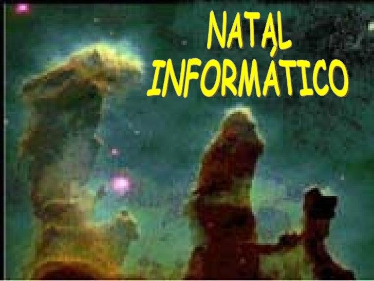 NATAL INFORMÁTICO