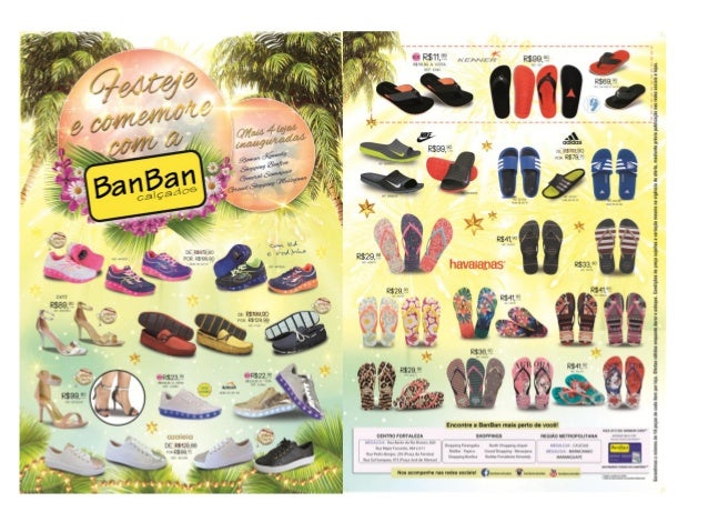Encarte Natal Ban Ban Calçados 2016 - Versão 02