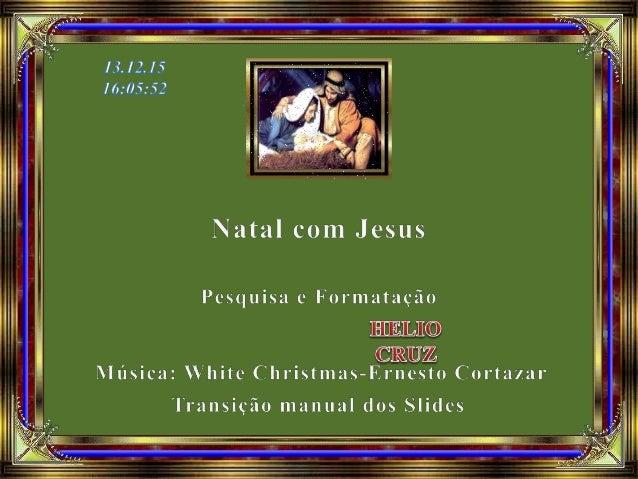 Dezembro chegou! E nós chegamos a mais um período natalino, em que a figura de Jesus de Nazaré, um personagem especial, é ...