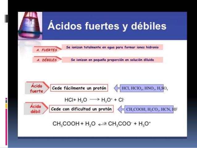 Indicador acido-base Es como una sustancia que puede ser de carácter ácido o básico débil, que posee la propiedad de prese...