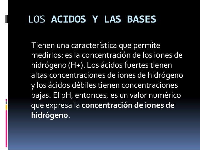 """Hay también muchas soluciones alcalinas, llamadas """"bases"""", que pueden ser soluciones alcalinas suaves, como la Leche de Ma..."""