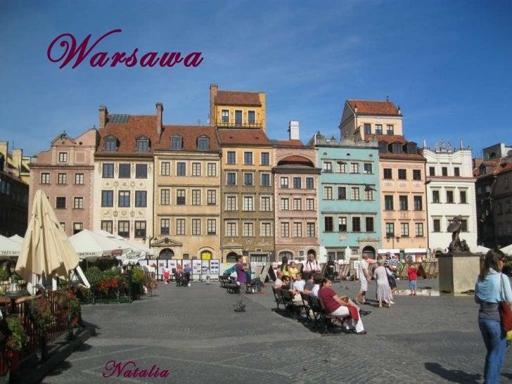 Warsawa Natalia Richart