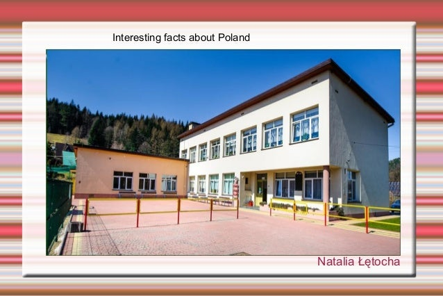 Natalia Łętocha Interesting facts about Poland