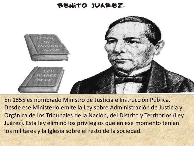 Natalicio de benito juarez for Donde queda el ministerio de interior y justicia