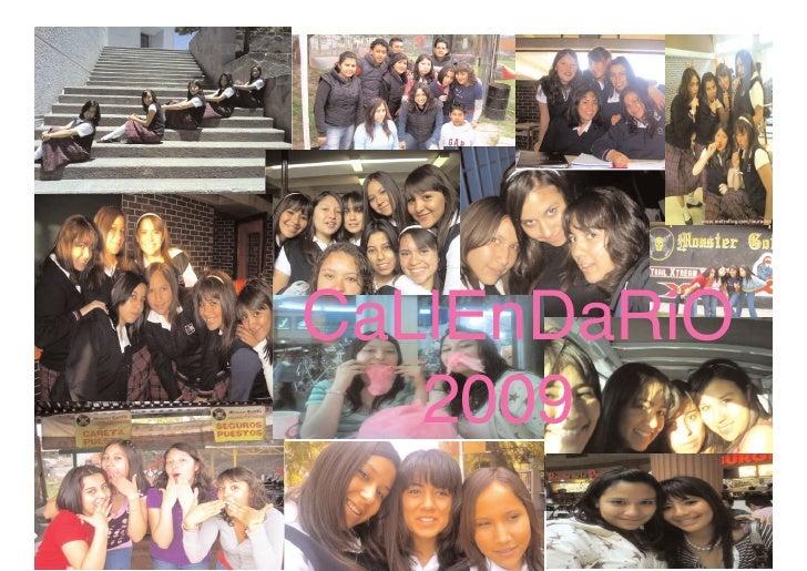 CaLlEnDaRiO    2009