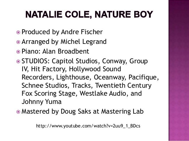 Natalie Cole Slide 2