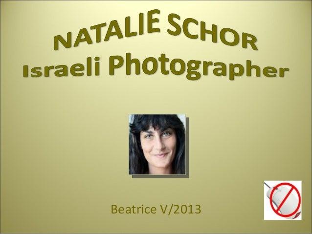 Beatrice V/2013