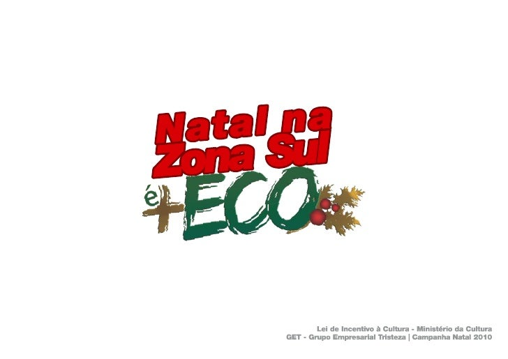 Natal +Eco