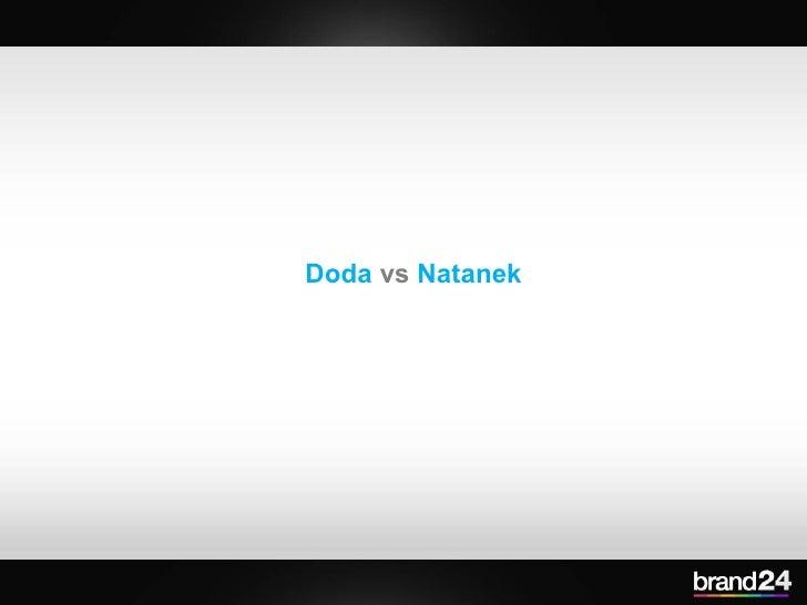 Doda  vs  Natanek