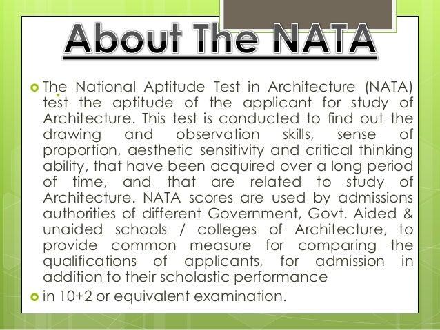 NATA Coaching Classes in Delhi Slide 3
