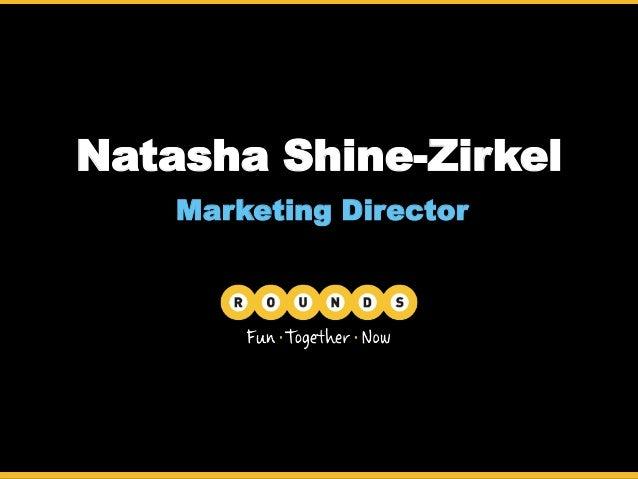 Natasha Shine-ZirkelMarketing Director