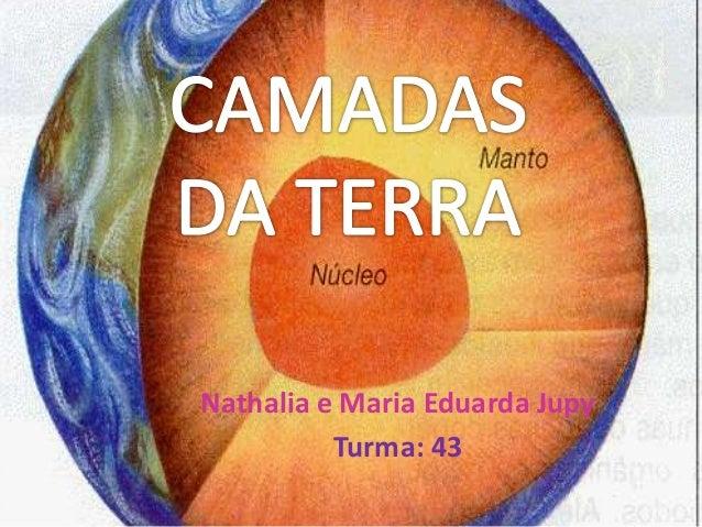 Nathalia e Maria Eduarda JupyTurma: 43