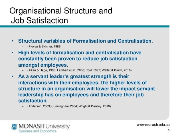 high formalisation and centralisation Basics of organisation structures and design by santoshbagwe in types  business/law  court filings  high centralisation, low formalisation and low complexity .