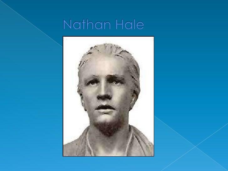 Nathan Hale<br />