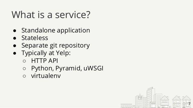 PaaSTA: Running applications at Yelp