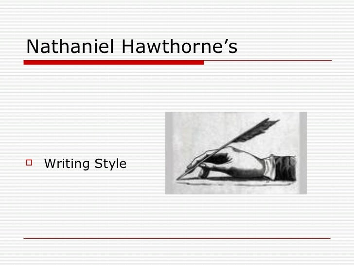 "an examination of the relation of the scarlet letter and young goodman brown by nathaniel hawthorne The young goodman brown by nathaniel hawthorne is a through hawthorne's ""the scarlet letter"" and ""young goodman brown"" we can all nathaniel."