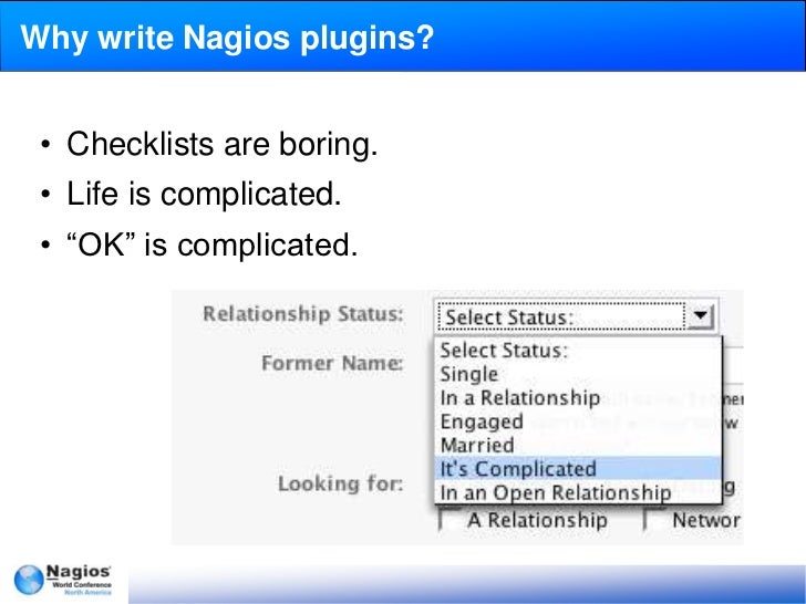 Custom writing reviews nagios plugins