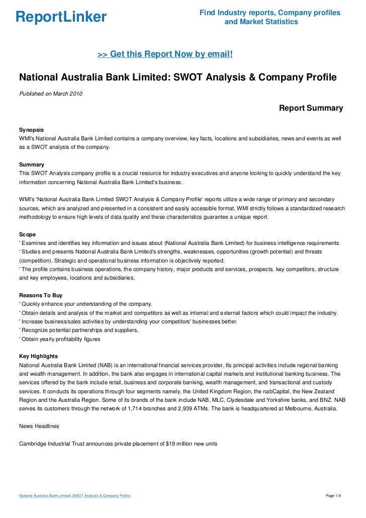 an analysis of the bank A thorough and timely analysis of bank of america  the motley fool owns shares of and recommends leucadia national the motley fool recommends bank of america.