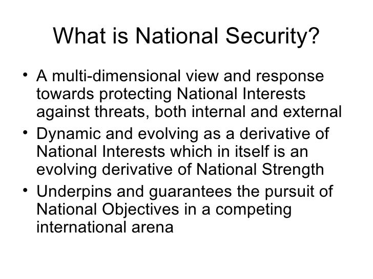 national security national interests implications national security national interests definitions dimensions 4