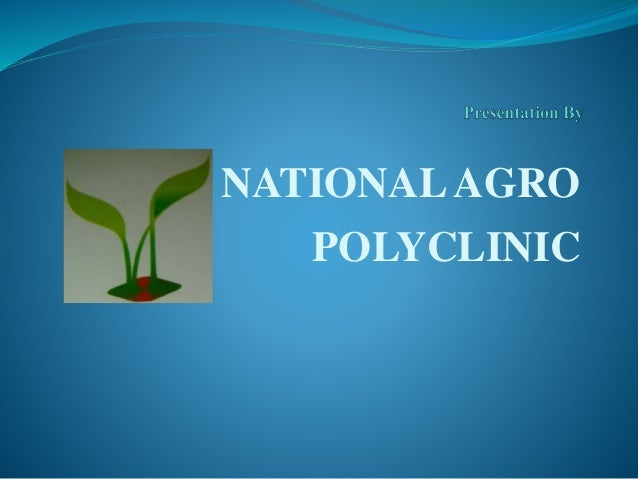 NATIONALAGRO POLYCLINIC