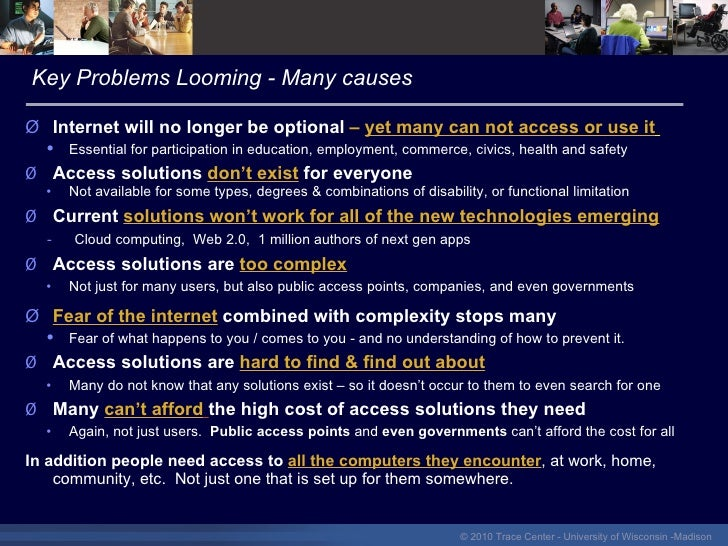 National and global public inclusive infrastructures Slide 3