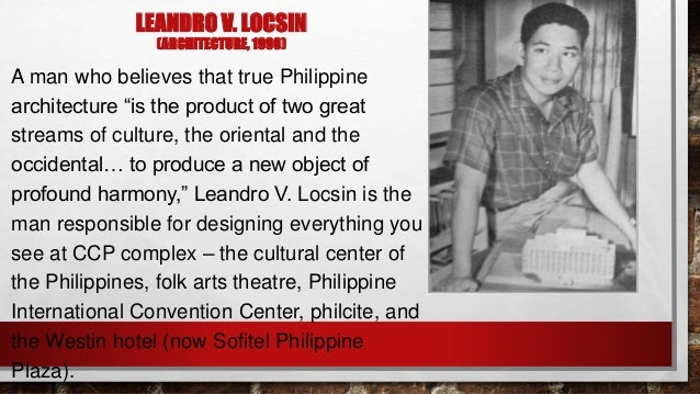 Architecture Architecture Design And Allied Arts In The Philippines Ppt