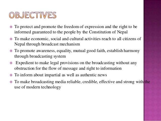 National Broadcasting Act - NEPAL Slide 2