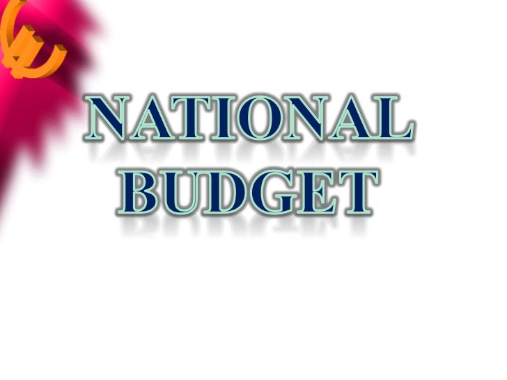 A government budget is a plan for financingthe government activities of a fiscal year preparedand submitted by responsible...