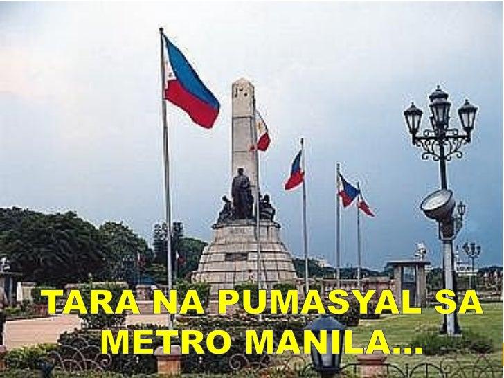 National Capital Region (NCR) Slide 3