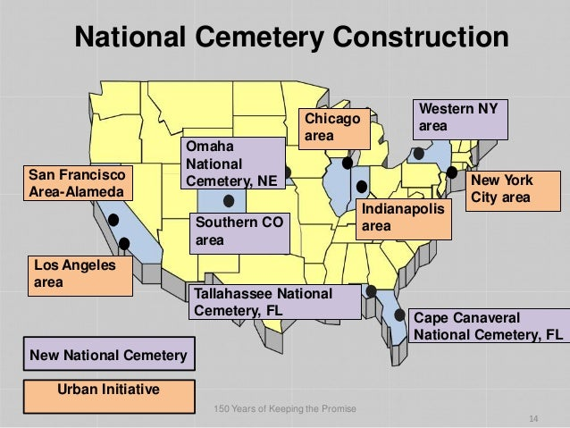 Mini Of Mt Laurel >> National Cemetery Administration: 150 Years of Keeping the ...