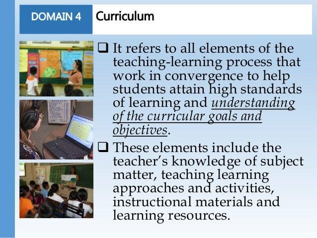 national competency based teacher standards  ncbts