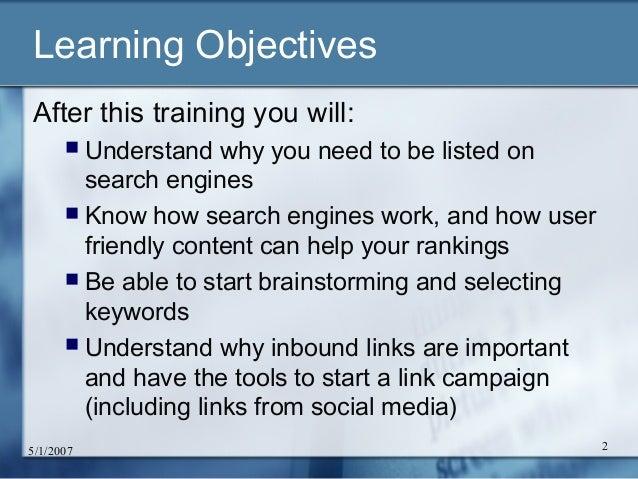 Driving Volunteers to your Website: Online Marketing 101 Slide 2