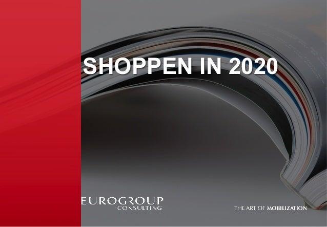 SHOPPEN IN 2020