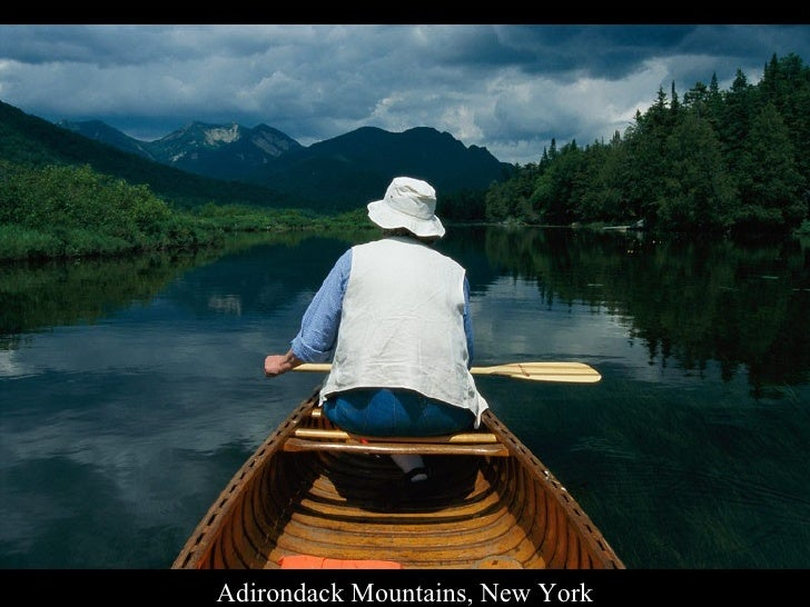 Adirondack Mountains, New York