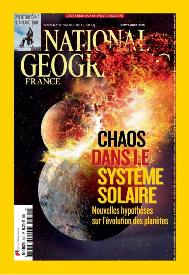 National geographic fr - septembre 2013