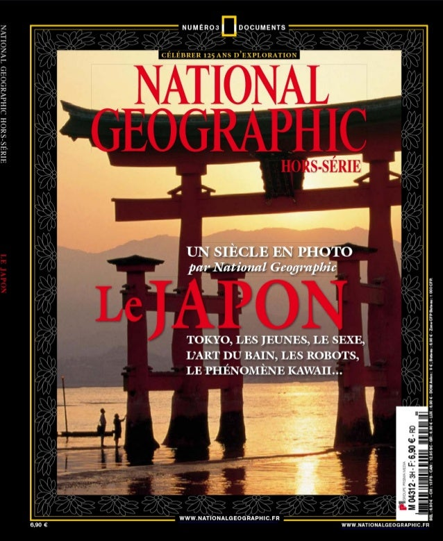 National Geographic hors serie - le Japon