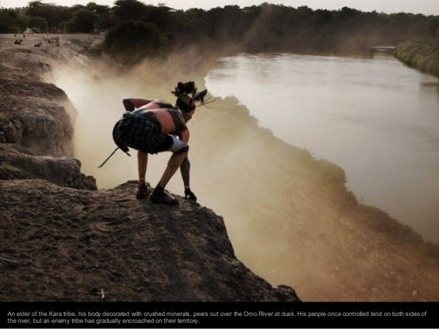 National Geographic Photographers Randy Olson