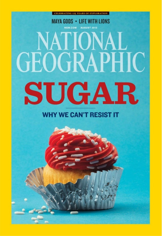 National Geographic - USA August 2013