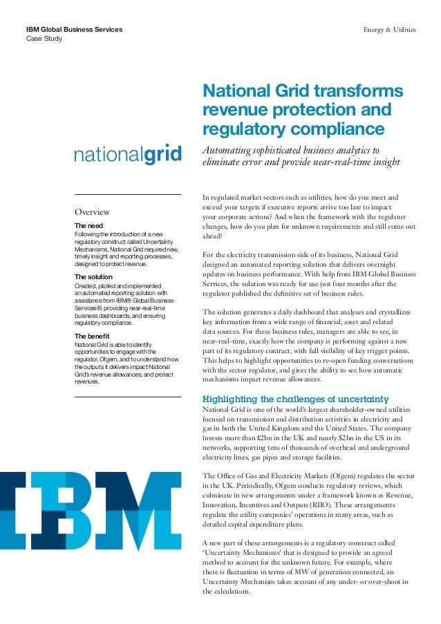 national grid gas riio business plan