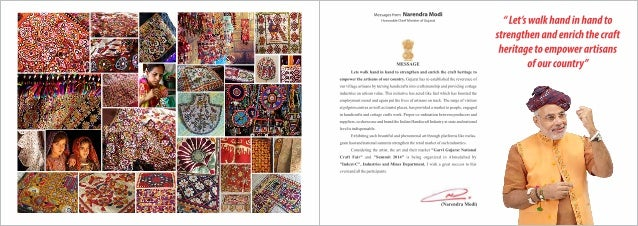 Vibrant Gujarat National Handloom Handicraft Fair Summit