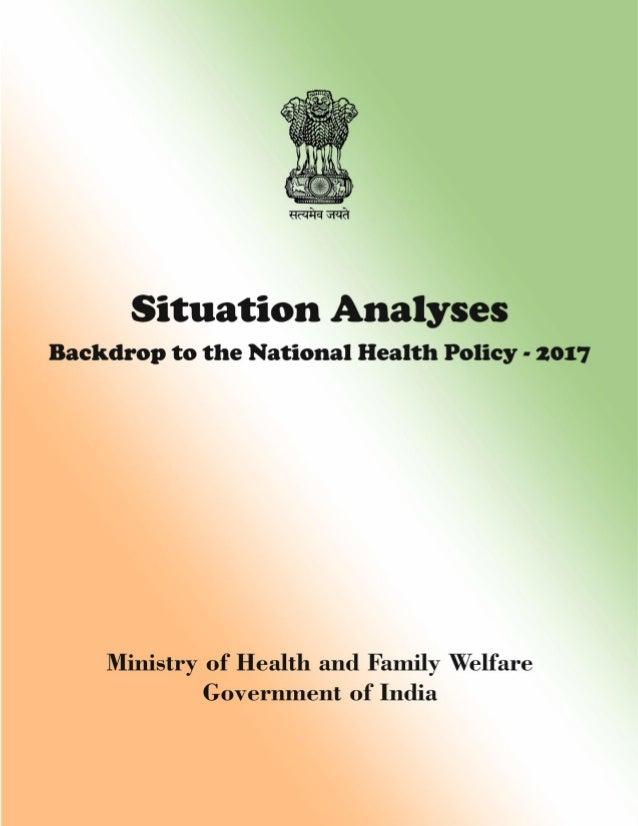 Contents 1 Introduction 1 2 Situation Analyses 1 2.1 Achievements in Millennium Development Goals(MDGs) 1 2.2 Achievements...