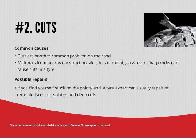 Top 5 Causes of Dangerous Truck Tyres Part 1