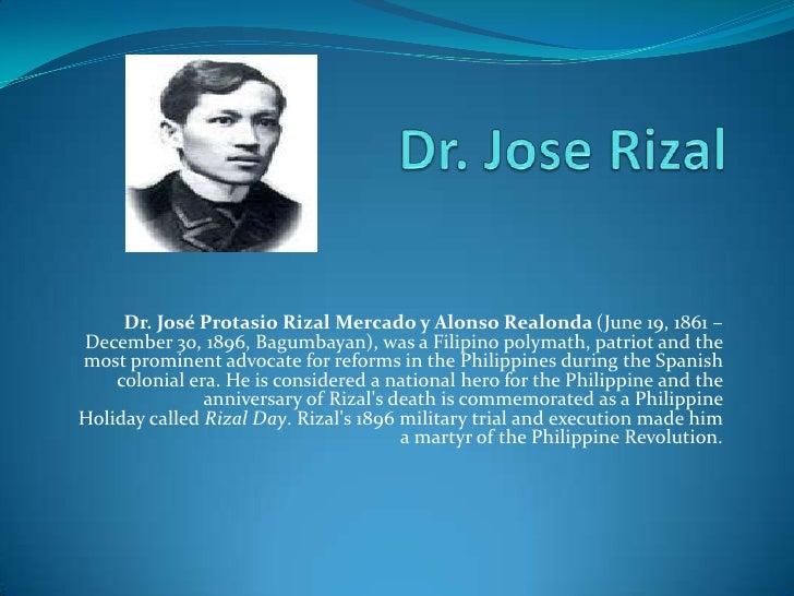 Jose Rizal's Education