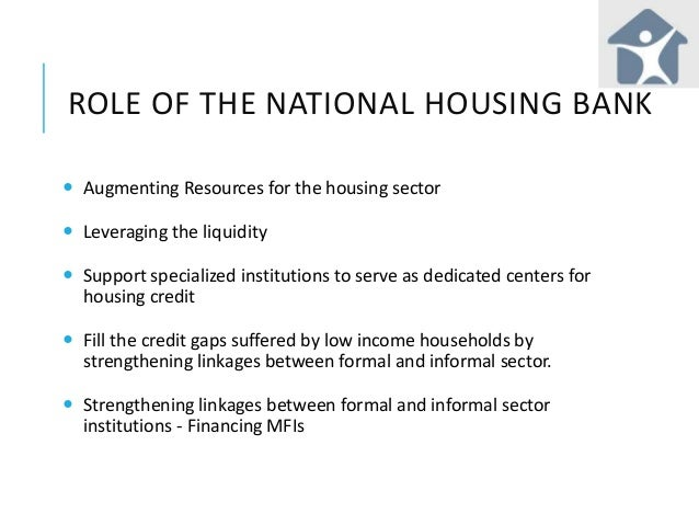 www national housing bank