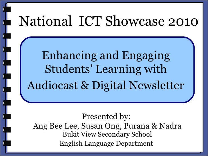 National ICT Sharing 2010