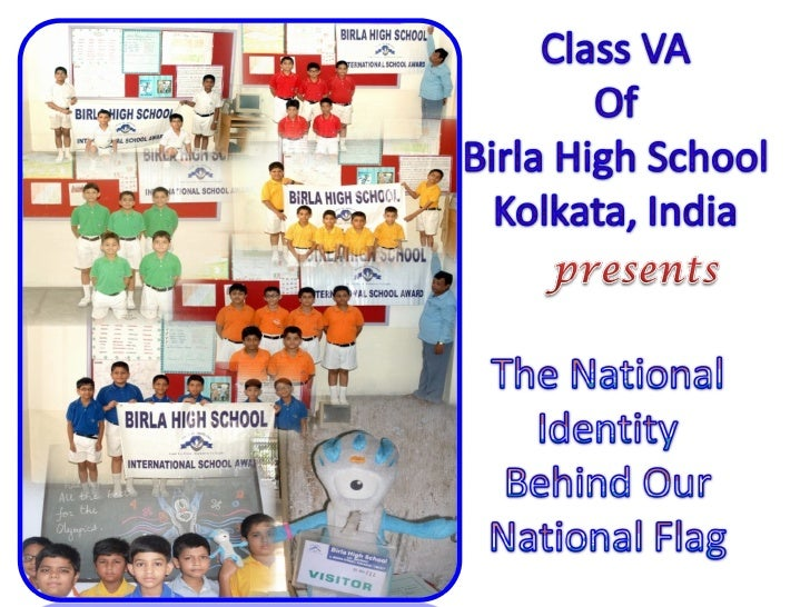 National flags serve            not only as a means ofidentity but also as a          symbol for acountrys history and ide...