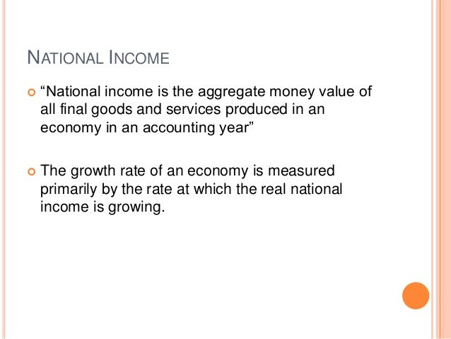 Circular Flow of Income – Mangerial Economics (MBA/BBA)