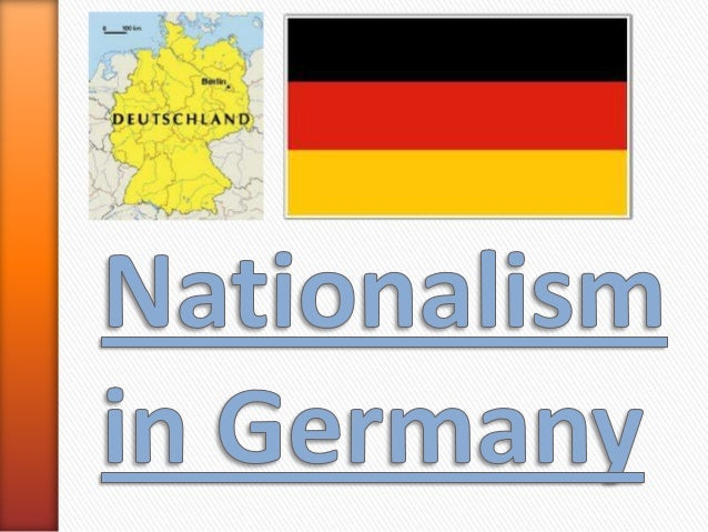 » Prior to this time period, Germany was a collection of 39 independent states that helped each other out. ˃They shared cu...